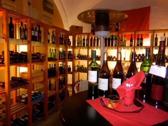 Bert's Wein Express, Regensburg