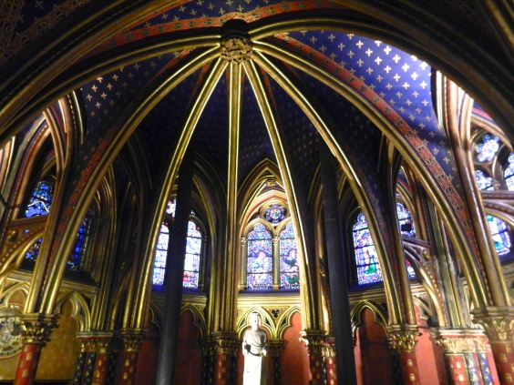 Saint Chapelle Cathedral, Paris