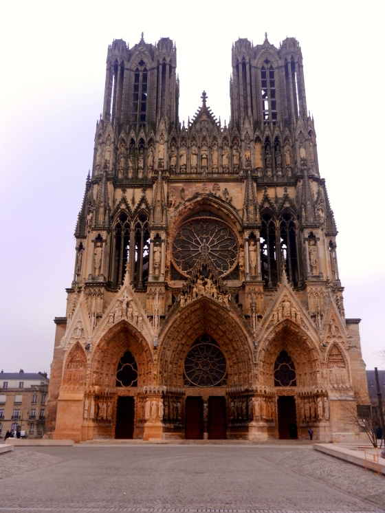 Reims Cathedral, France