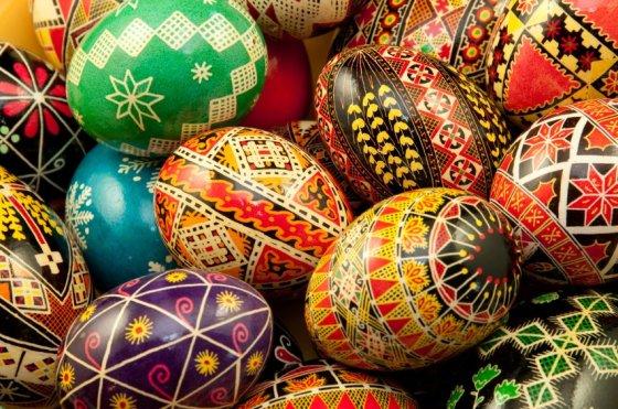 Frohe Ostern aus Bavaria!
