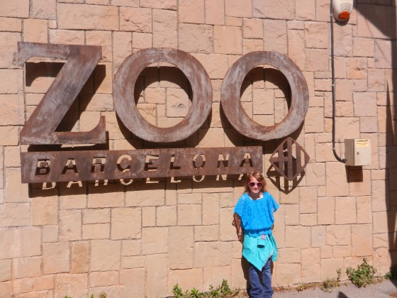 All of our kids love to visit the zoo. Cool breezes and sunshine made the trip enjoyable...and the animals playful