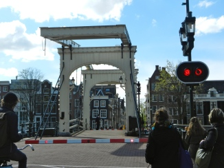 Bridge ready for crossing