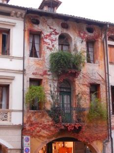 Great balconies in Marostica