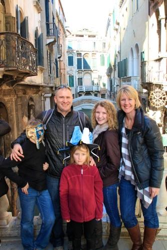Rietkerks in Venice