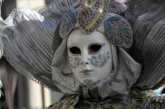 venice white mask