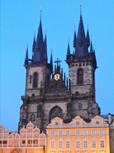 Fabulous fairy-tale Prague