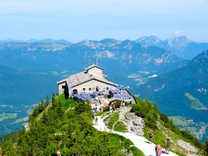 The Eagle's Nest, Adolf Hitler's mountain getaway