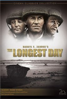 The Longest Day is a must see before a visit to Normandy
