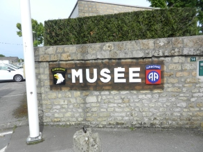 St Mere Eglise 82nd Airborne Museum