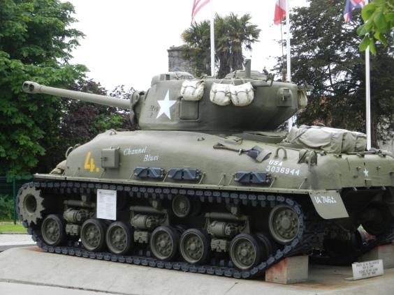 Tank, Airborne Museum