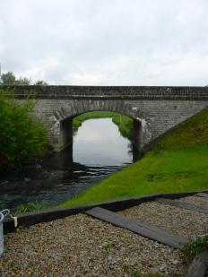 Bridge at St Mere Eglise