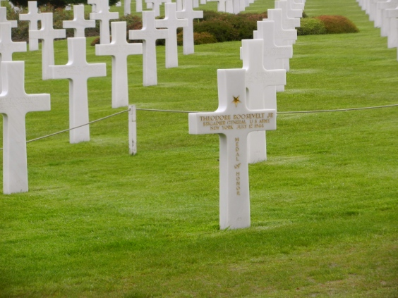 American Cemetery, France