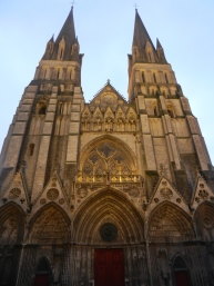 Bayeux Cathedral, one of the most beautiful churches in France