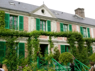 Monet's Home in Giverny