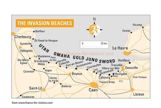 Invasion Beaches