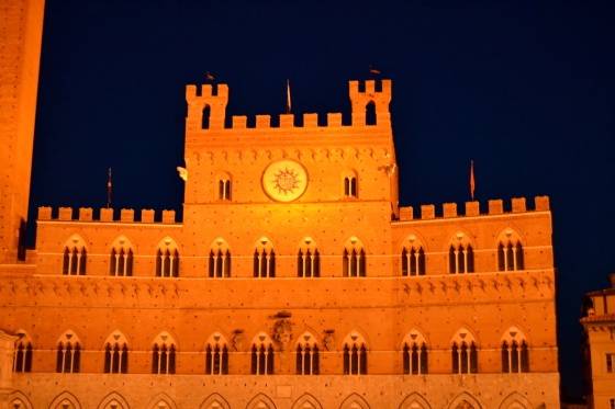 Town hall, Siena