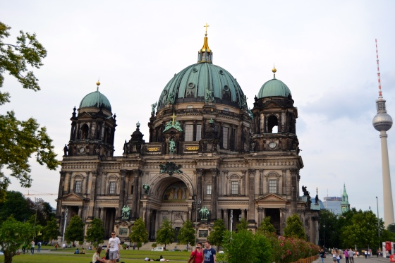 The fabulously decadent Berlin Cathedral