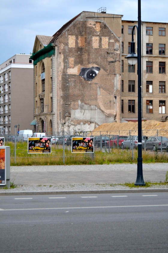 Parts of the former East Berlin still stand in need of refurbishment