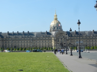 Les Invalides, French Army Museum