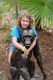 Hey! You've got a monkey on your back!