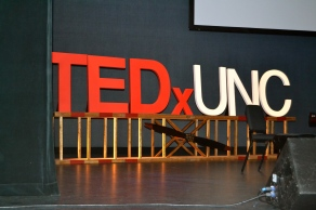 Lindsey worked on the team that brought TEDx to Chapel Hill