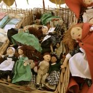 Simple dolls