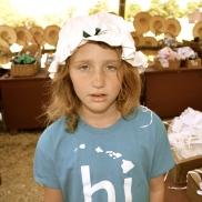 Please don't make me wear this dumb bonnet