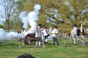 Yes! The cannons were a big hit