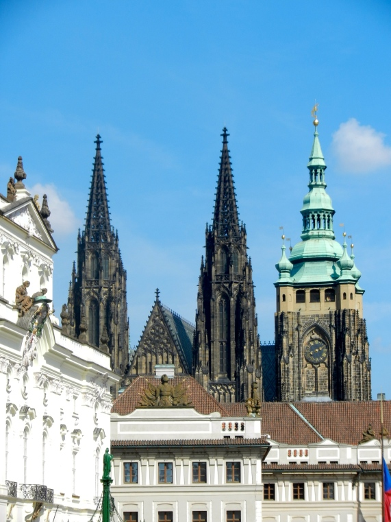 Towers of St Vitus