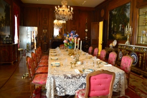 Dining Room, Hillwood Estate