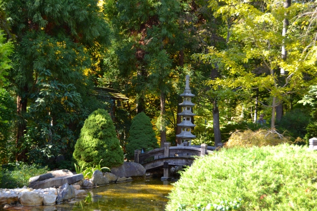 Japanese Garden, Hillwood Estate