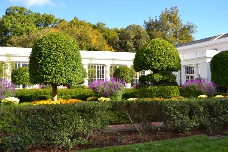 Jackie Kennedy's Garden