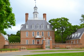 The Royal Palace, Williamsburg