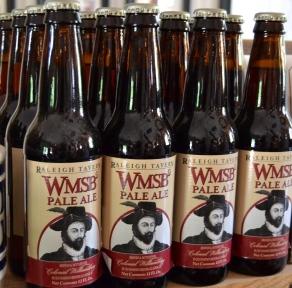 Ah! Traditional Williamsburg beer