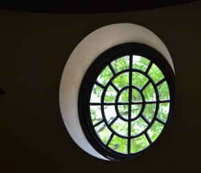 Window in the Courthouse