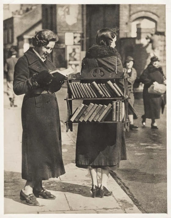 walking library