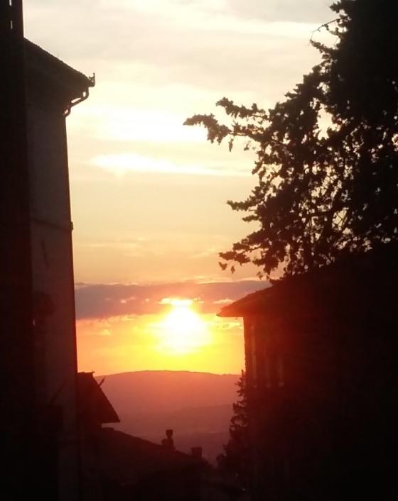 Good night Assisi