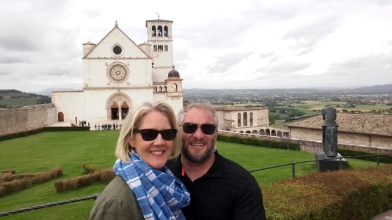 Basilica of St Francis of Assisi