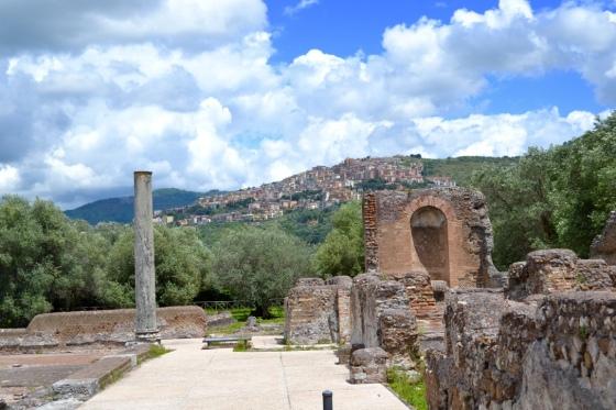 Ruins of Hadrian's Villa, Tivoli