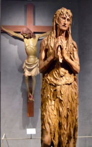 My favorite sculpture, Donatello's Mary Magdalen