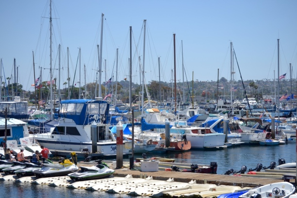 Mission Bay Harbor