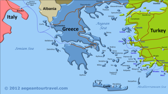 location-map-greece